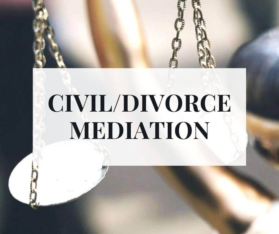 Civil / Divorce Mediation